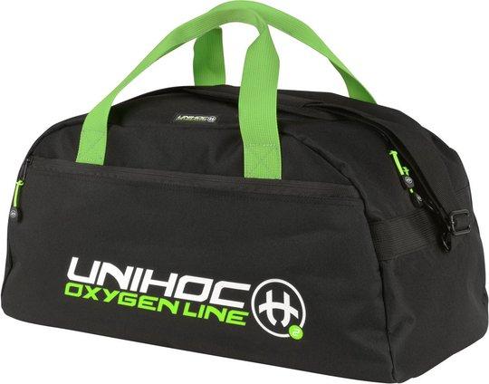 Unihoc Oxygen Line Sportsbag, Black