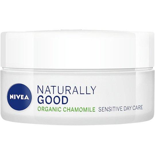 Naturally Good Sensitive Day Cream, 50 ml Nivea Kasvovoiteet