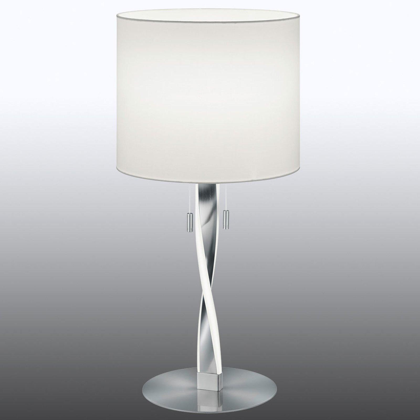 Toppmoderne Nandor-bordlampe med ekstra LED