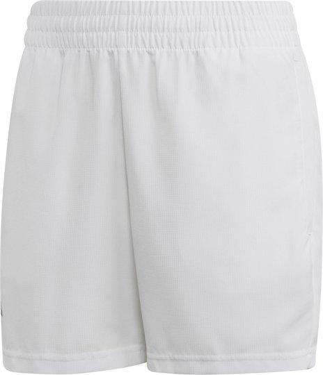 Adidas Boys Club Shorts, White 116