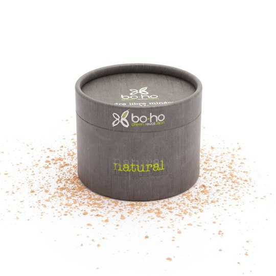 Boho Green Make-Up Organic Mineral Loose Powder, 10 g