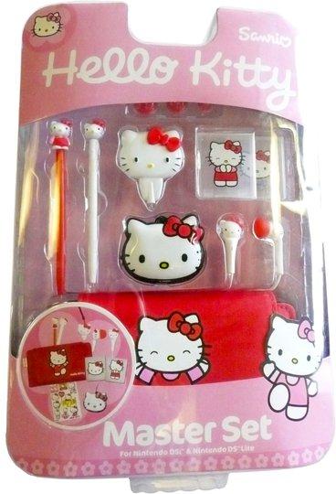 Hello Kitty Nintendo DSi Tilbehørssett