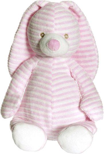 Teddykompaniet Cotton Cuties Kanin, Rosa