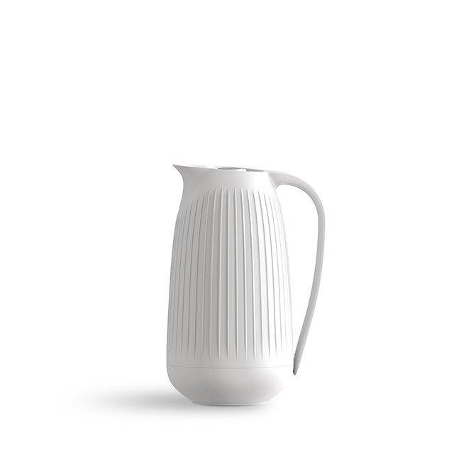Kähler - Hammershøi Vaccum Jug 1 Liter - White (693100)