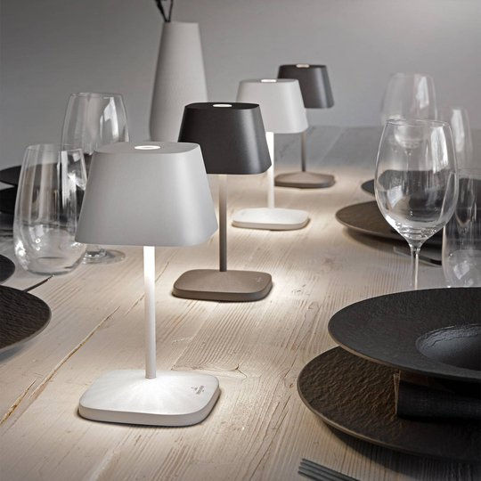 Villeroy & Boch Neapel 2.0 LED-dekolampe hvit