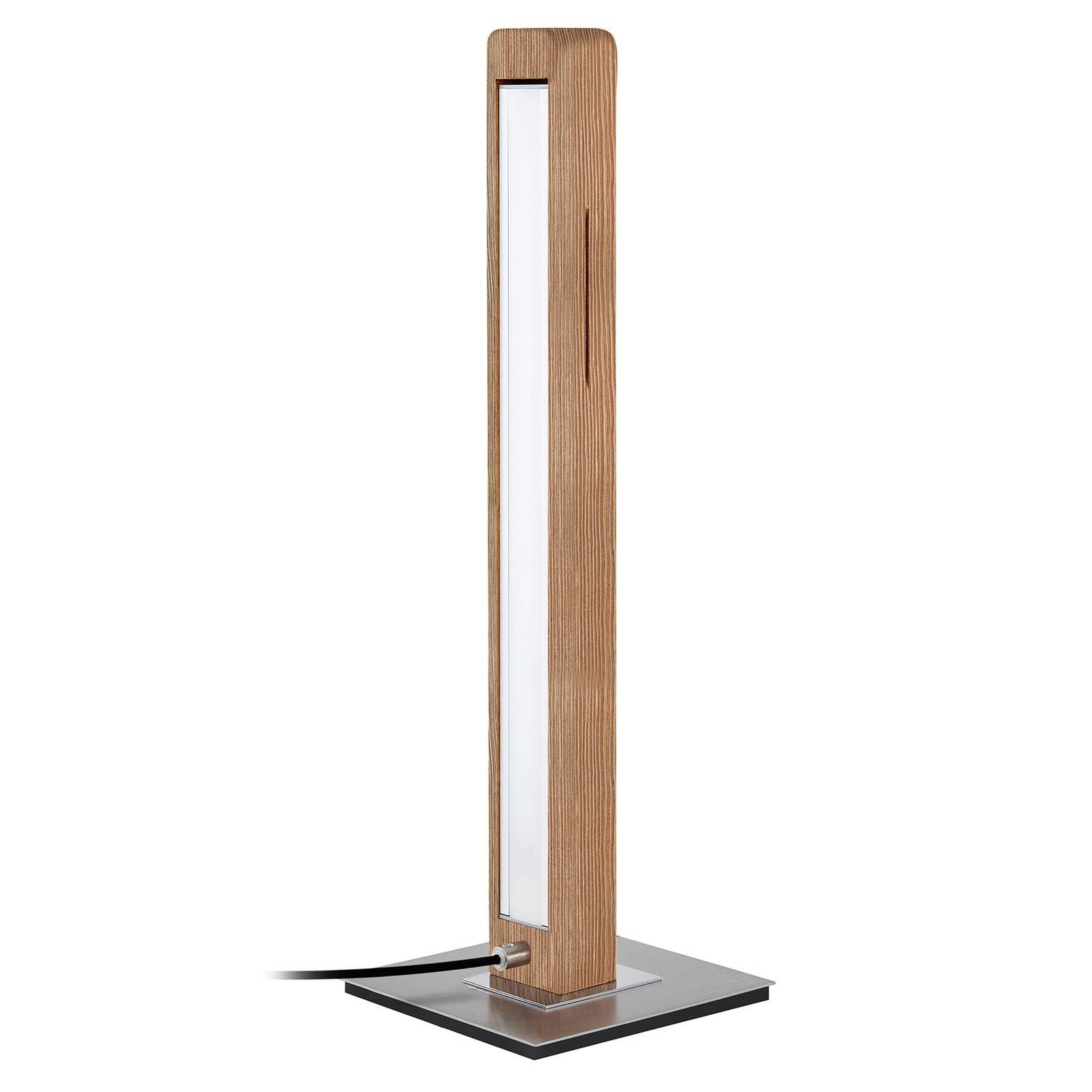 HerzBlut Leonora -LED-pöytälamppu, kuusi