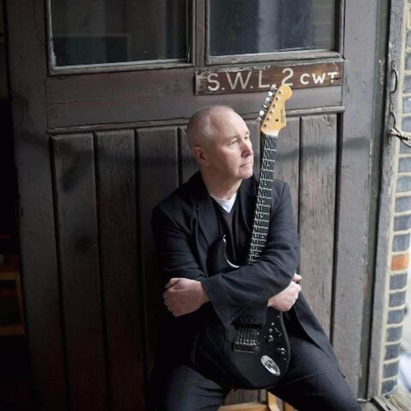 A Legend in your Living Room, John Ellis from The Stranglers