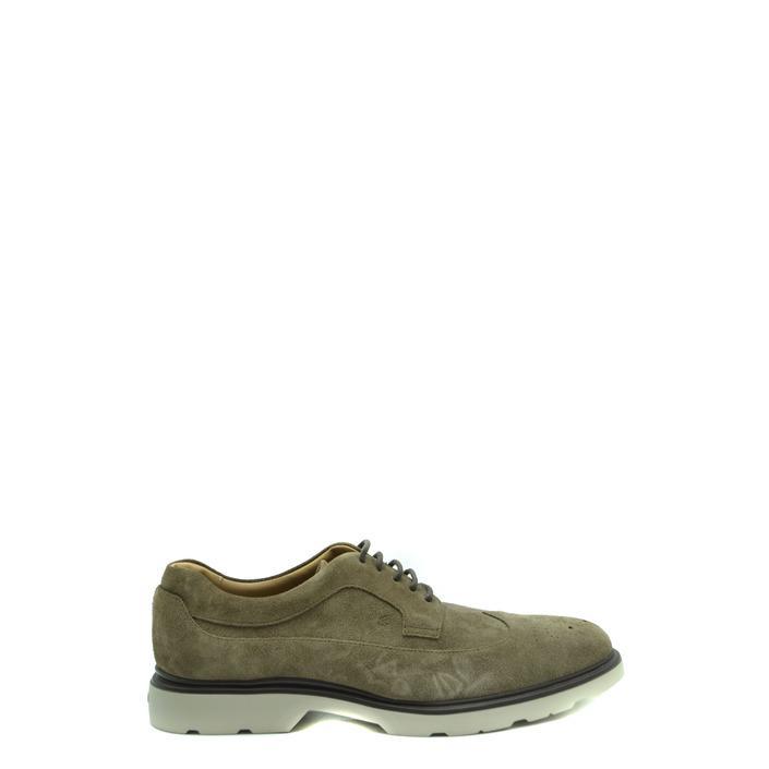 Hogan Men's Lace Ups Shoes Brown 179322 - brown 10