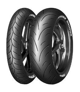 Dunlop Sportmax Qualifier F ( 120/70 ZR17 TL (58W) M/C, etupyörä )