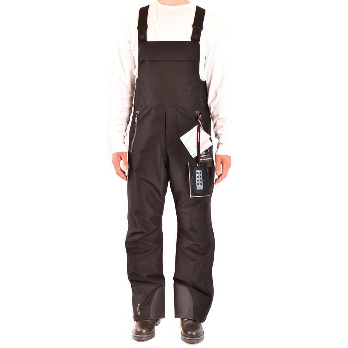 Moncler Men's Trouser Black 204740 - black S