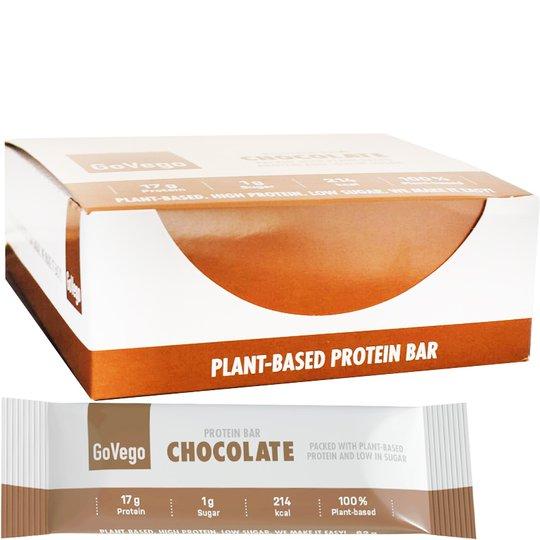 Proteinbars Choklad 12-pack - 40% rabatt