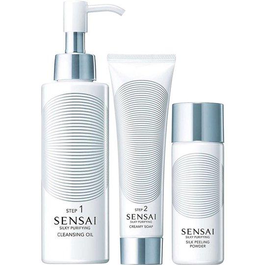 Silky Purifying Cleansing & Peeling, Sensai Ihonhoito