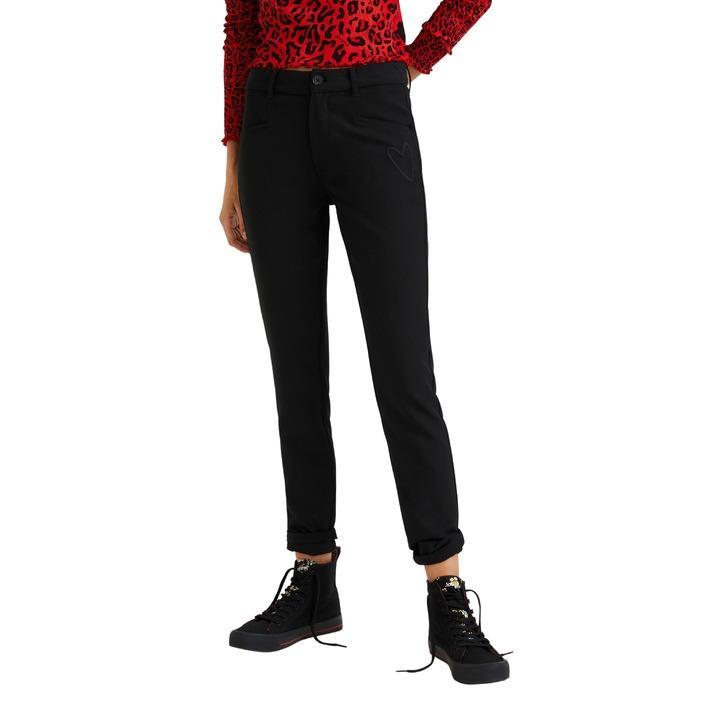 Desigual Women's Trouser Black 319505 - black L