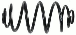 Jousi (auton jousitus), Taka-akseli, OPEL MERIVA B Minibus, minivan, VAUXHALL MERIVA Mk II, 13334225, 4 24 324, 93168667