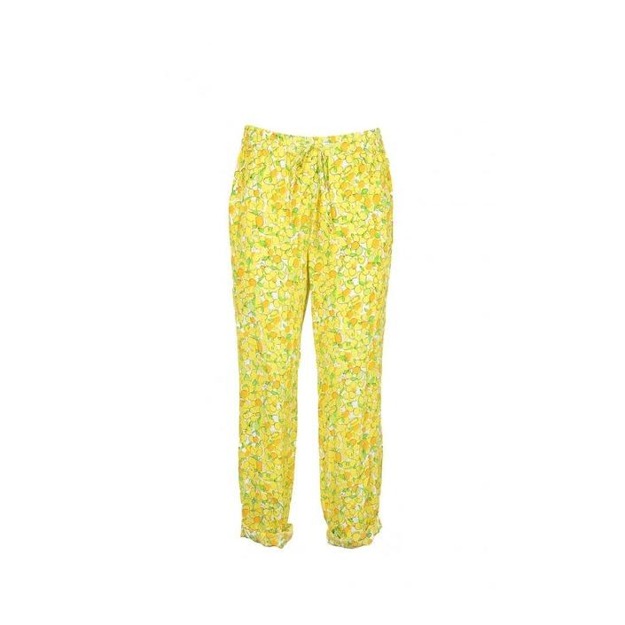 Boutique Moschino Women's Trouser Yellow 172017 - yellow 42