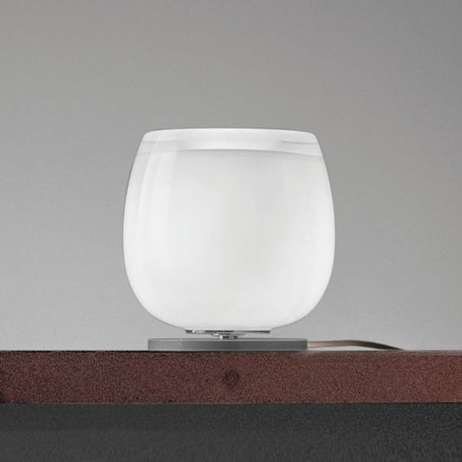 Implode - glass-bordlampe Ø 16 cm