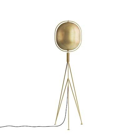 Pearl Gulvlampe Brass