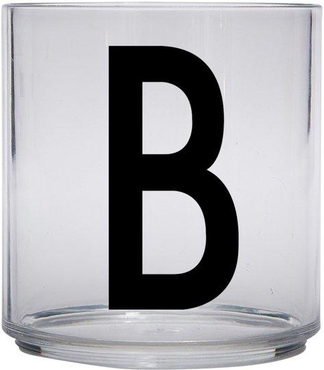 Design Letters Drikkeglass B
