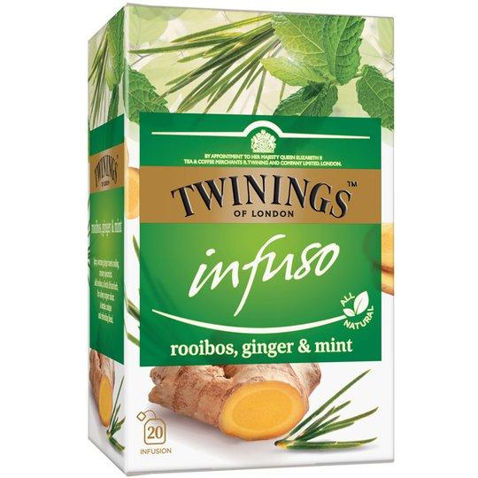 Örtte Rooibos Ginger Mint - 24% rabatt
