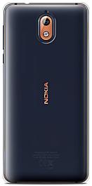 Nokia 3 2018 (3.1) Clear Hard Case