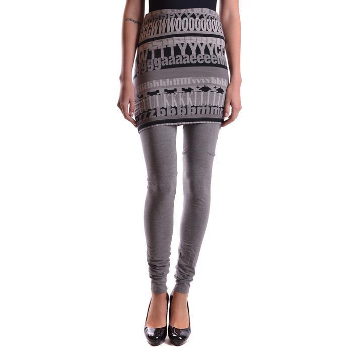 Dolce & Gabbana Women's Trouser Grey 164224 - grey 40