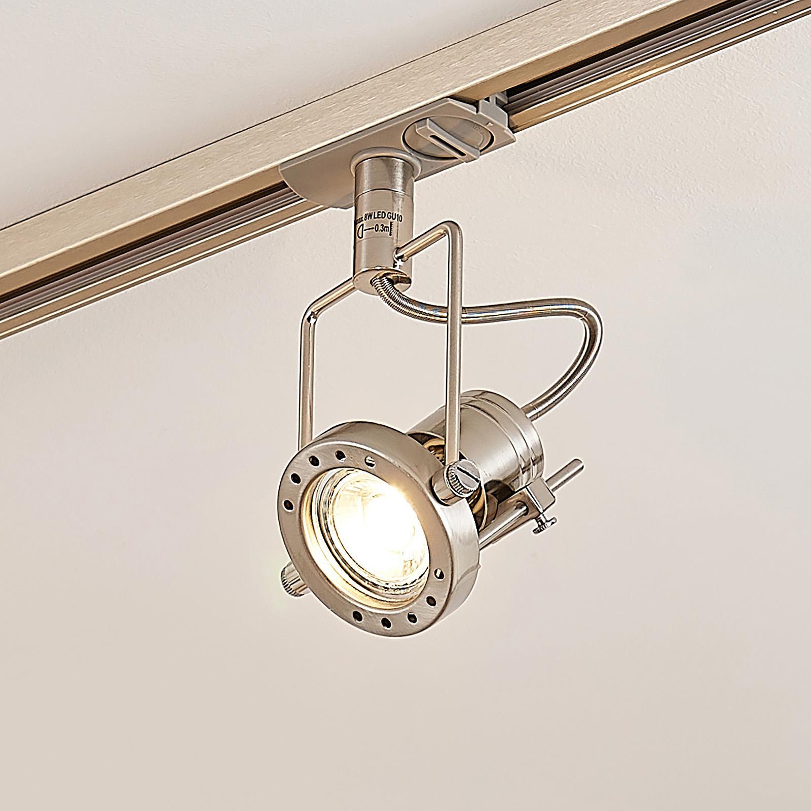 LED-spotti Arika kiskojärjestelmään, nikkeli