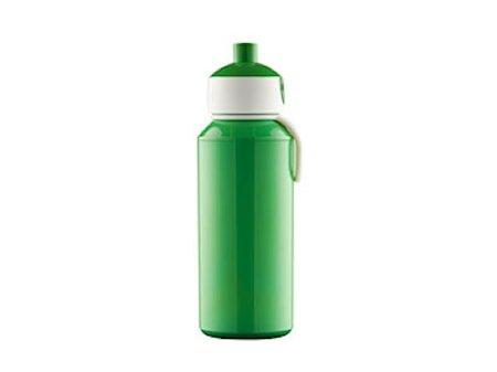 Drikkeflaske Pop-up 400ml grønn