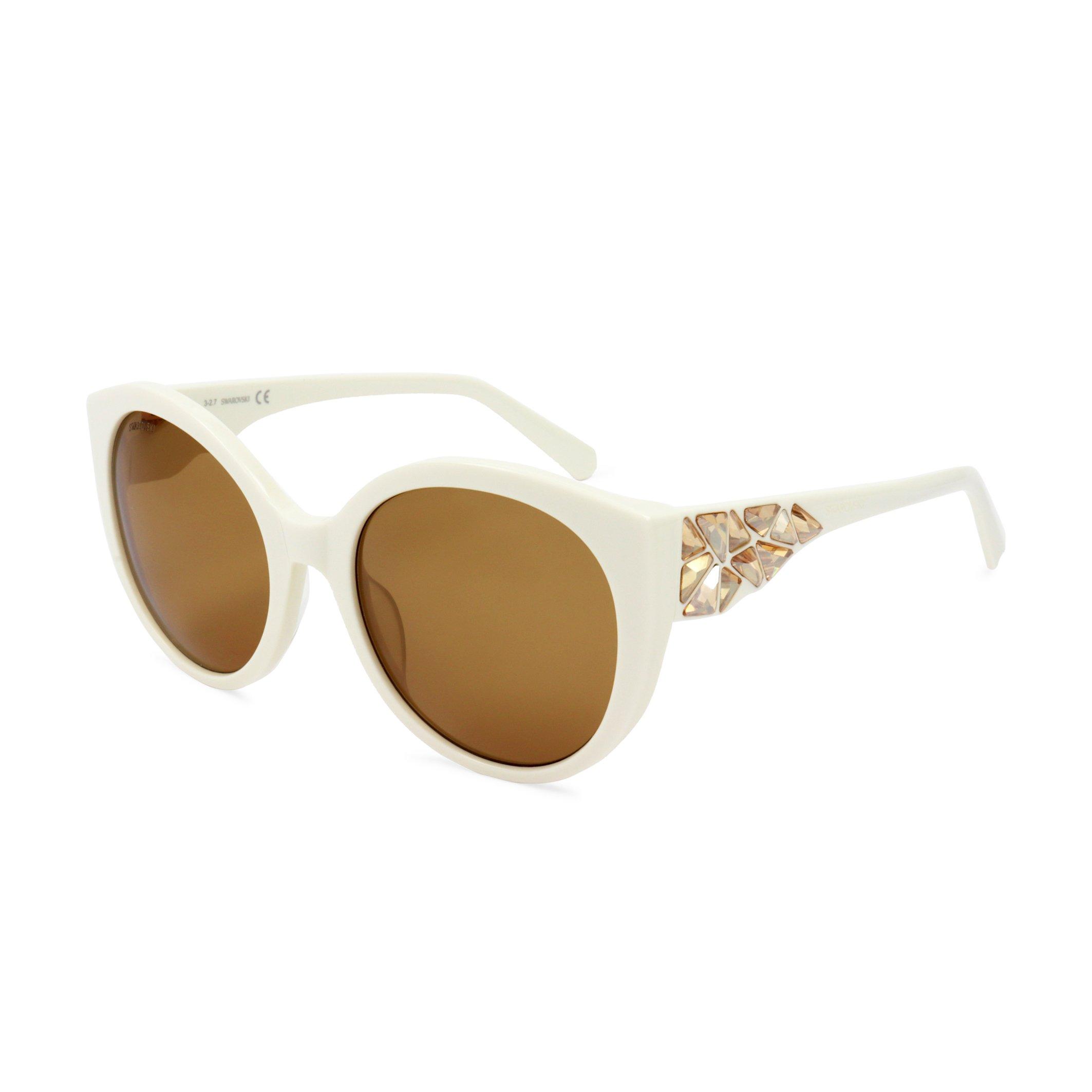Swarovski Women's Sunglasses Various Colours SK0174 - white NOSIZE