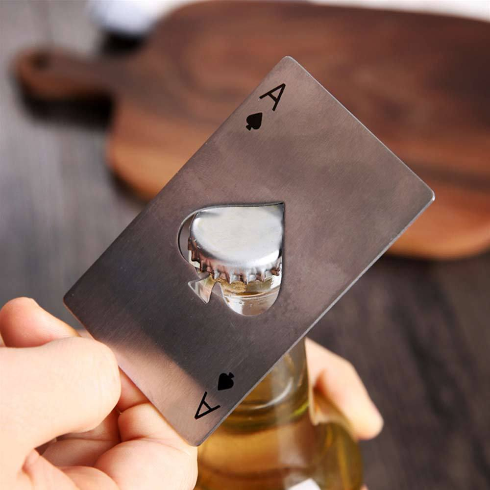 Ace of Spades - Bottle Opener