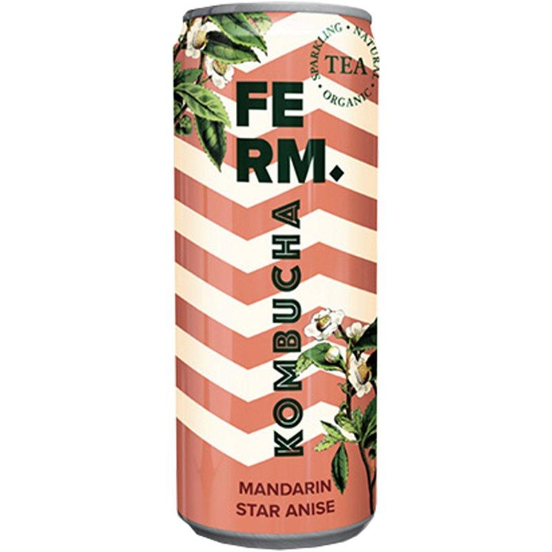 Eko Kombucha Mandarin & stjärnanis - 44% rabatt