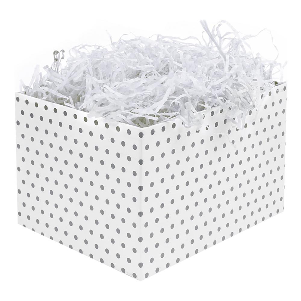 Strimlat Papper Vit - 30 gram
