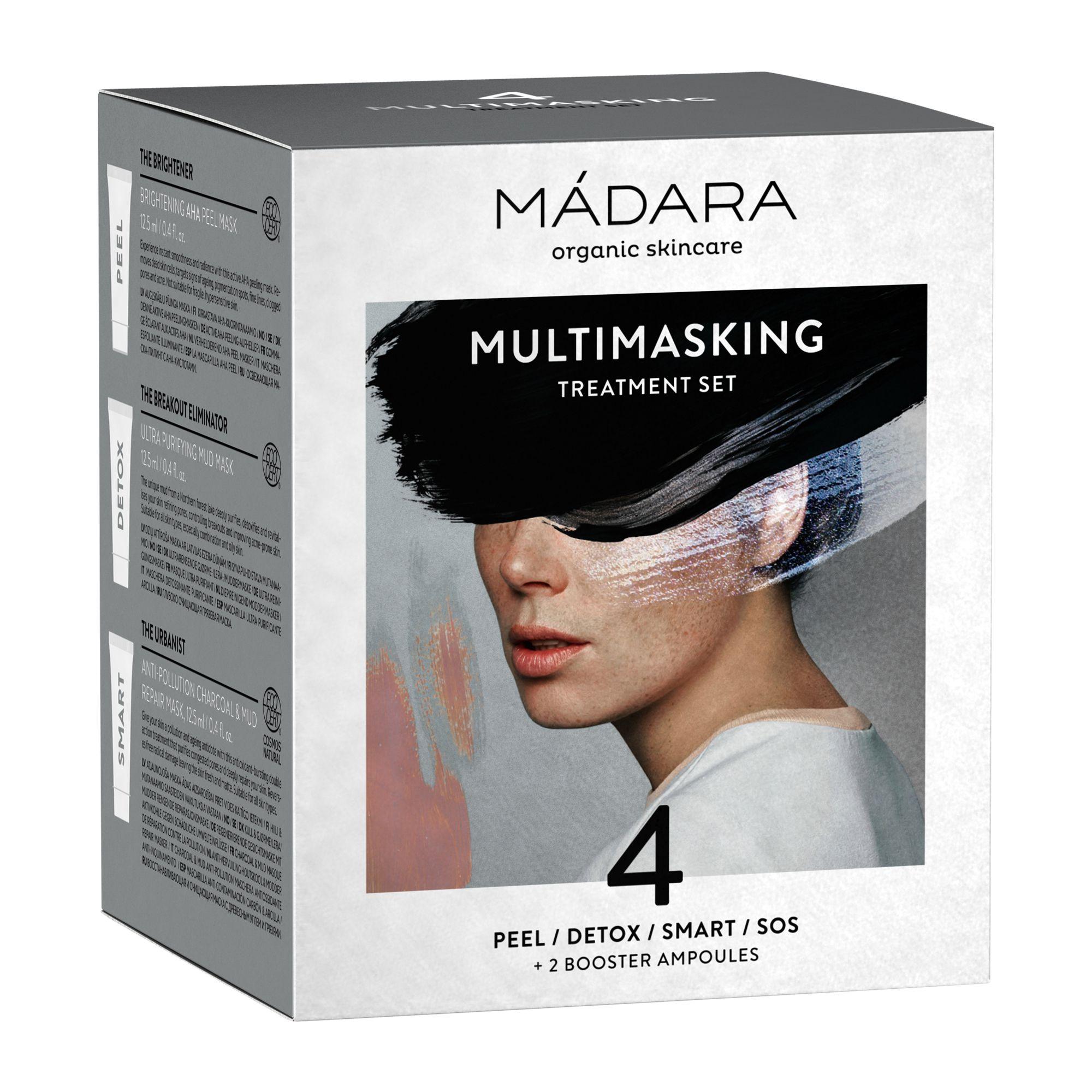 Mádara - Multimasking Treatment Set