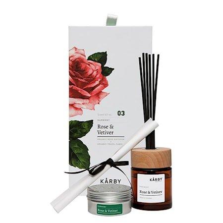 Kårby Organics Harmony Scent Kit NO 3