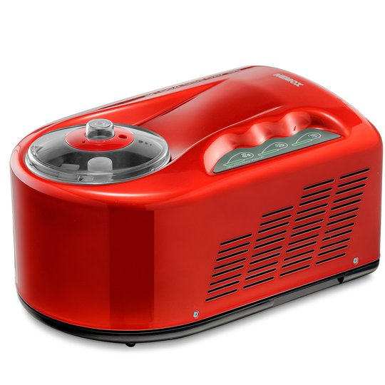Nemox PRO 1700 UP I-Green glassmaskin röd