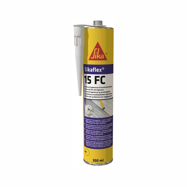 FOGMASSA SIKAFLEX-15FC GREY