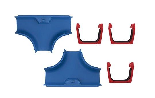 Aquaplay T-kryss med koblinger 2-pack
