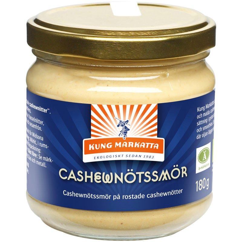 Eko Cashewnötssmör - 56% rabatt