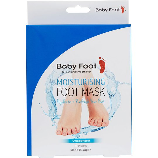 , Baby Foot Jalkahoito