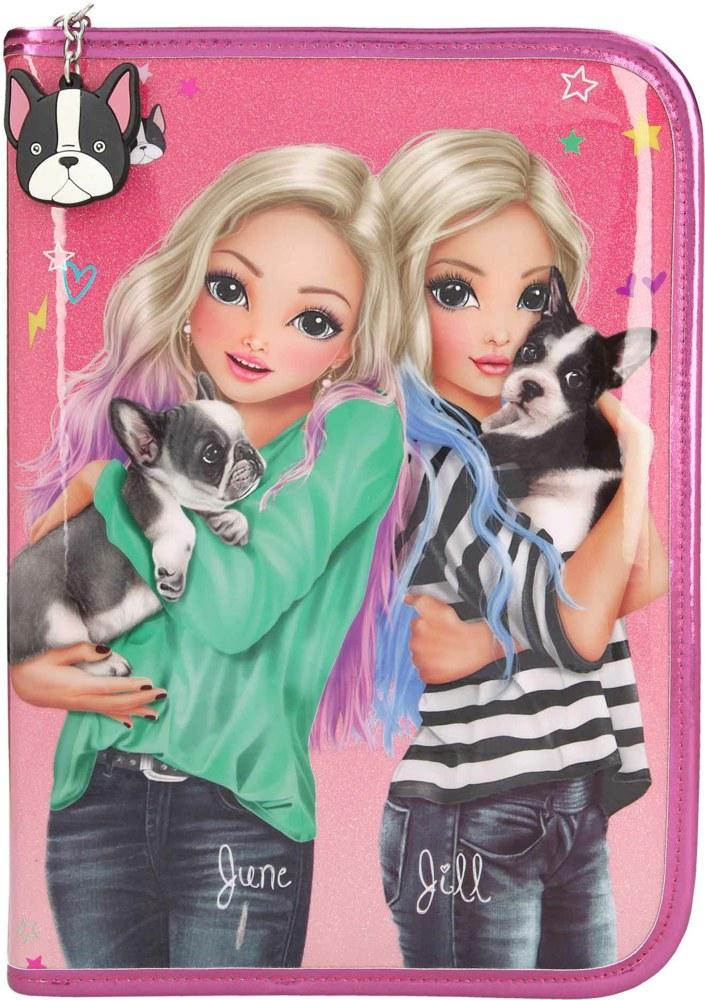 Top Model - XXL Pencil Case - Friends - Pink (0410919)