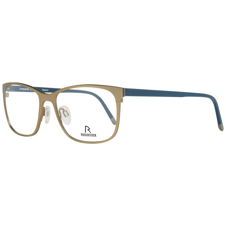 Rodenstock Women's Optical Frames Eyewear Gold R7033-D