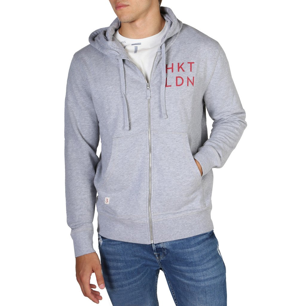 Hackett Men's Sweatshirt Various Colours HM580661 - grey S