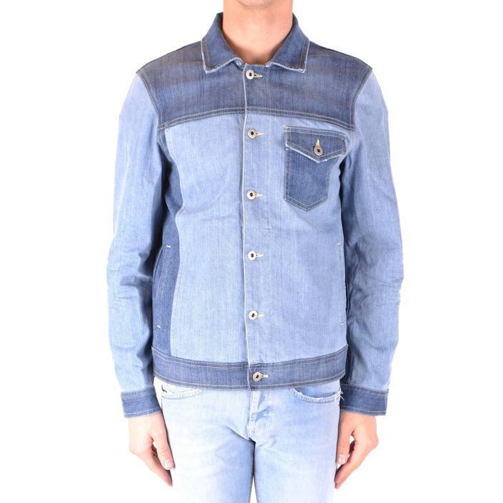 Dondup Men's Jacket Blue 187172 - blue 48