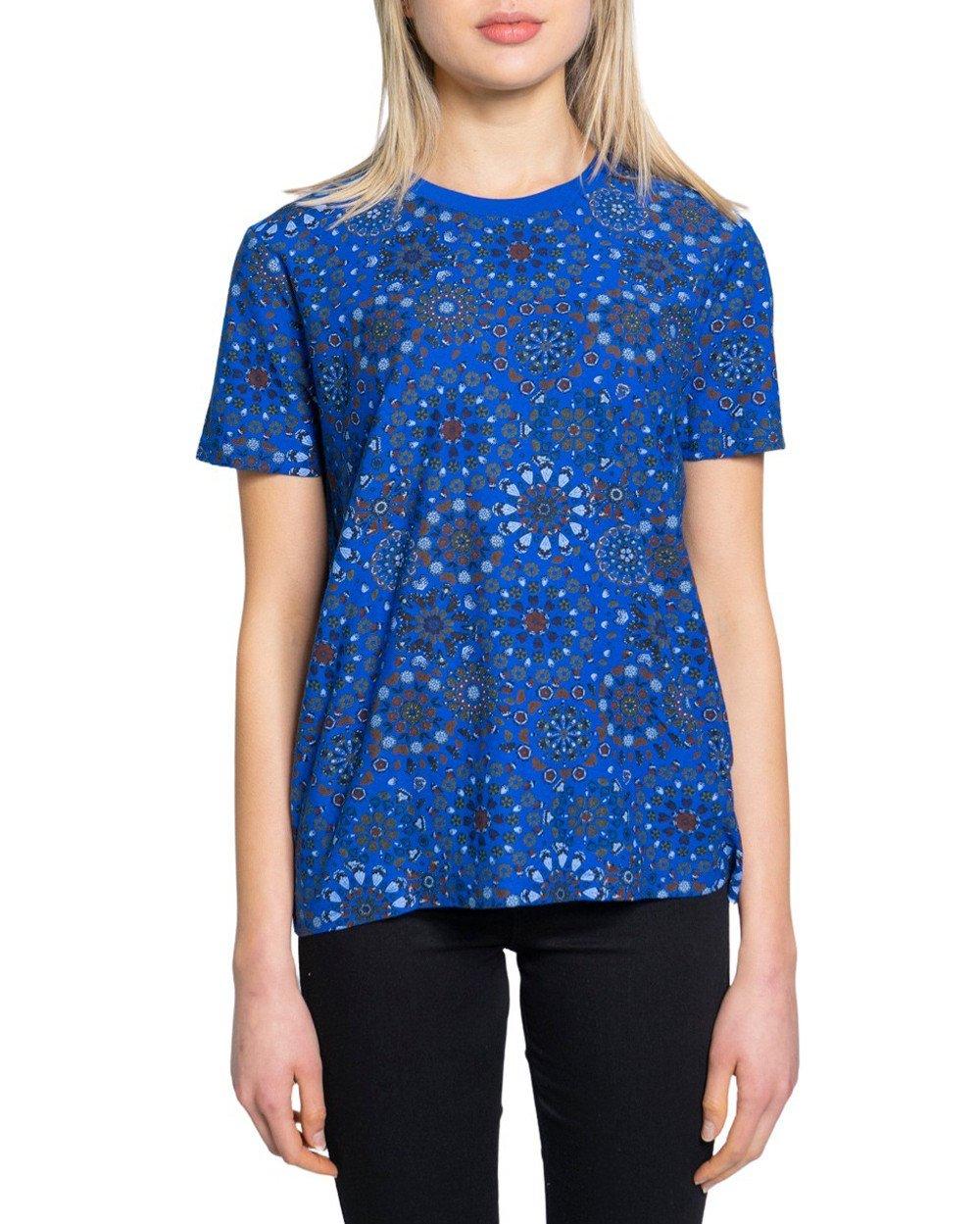 Desigual Women's T-Shirt Various Colours 189400 - light blue S
