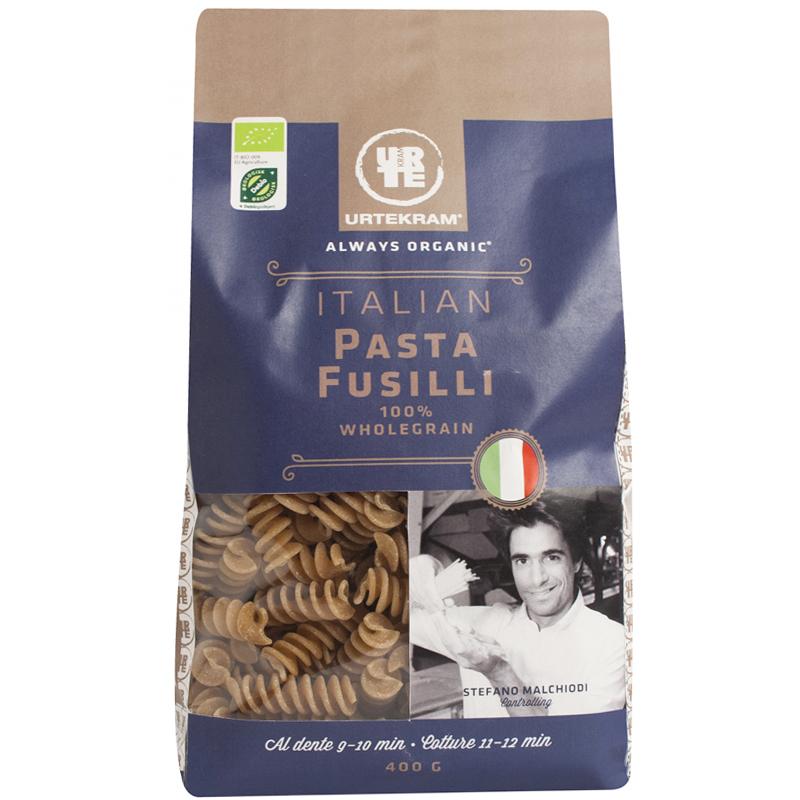 Täysjyväpasta Fusilli - 20% alennus