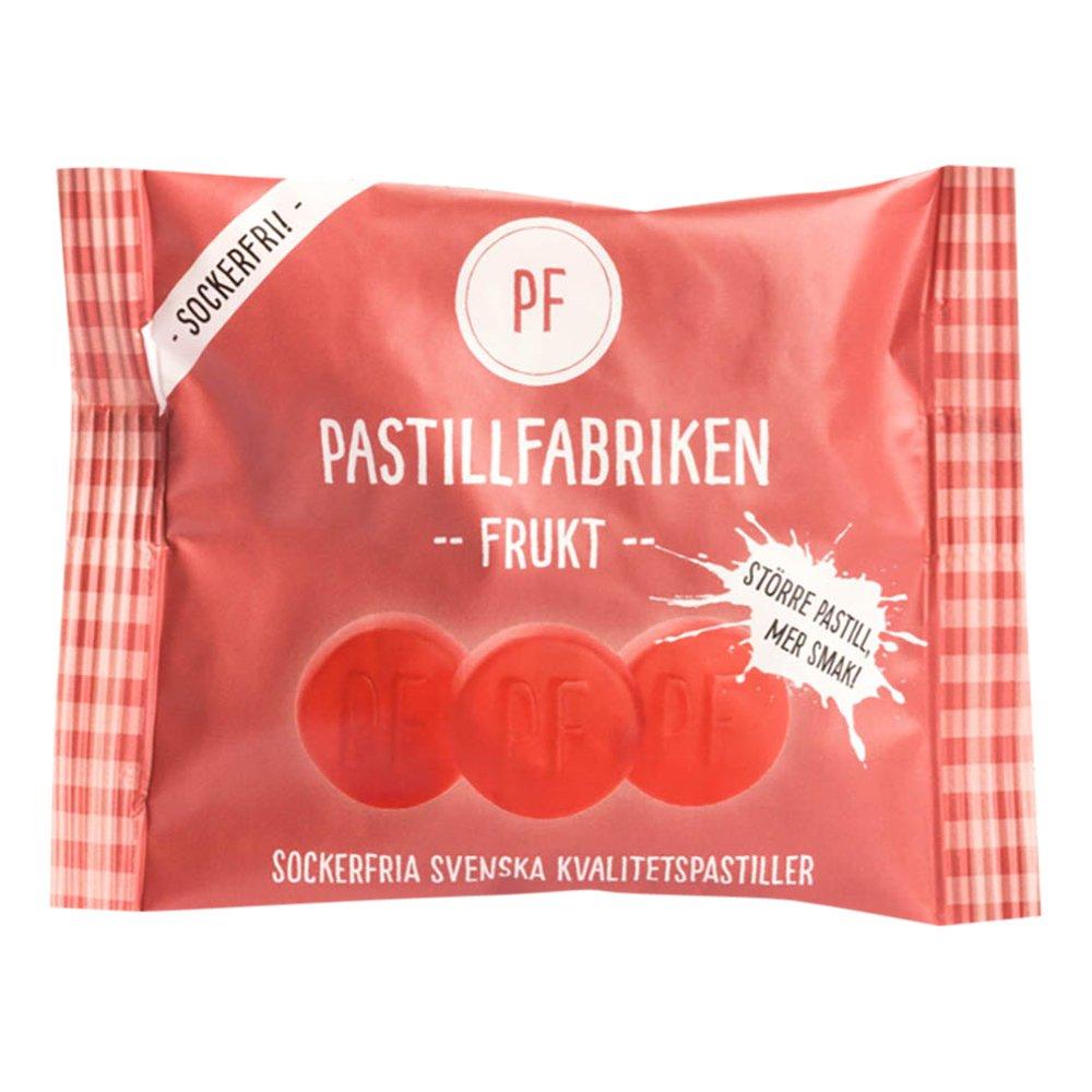 Pastillfabriken Frukt Påse - 25 gram