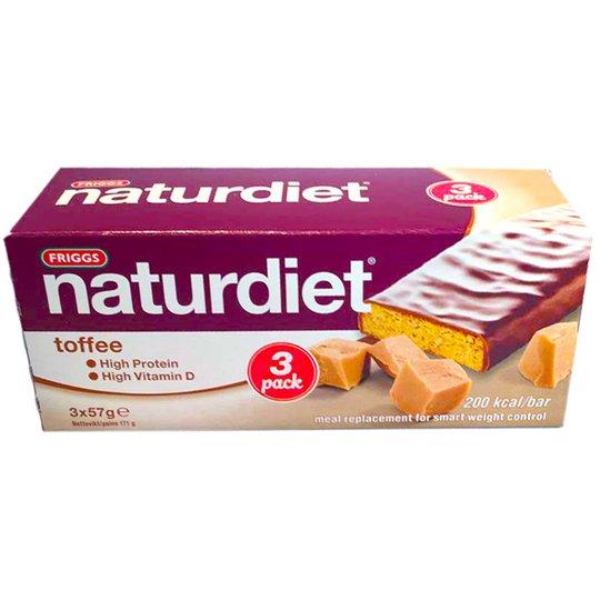 Mealbar Toffee 3-Pack - 87% rabatt