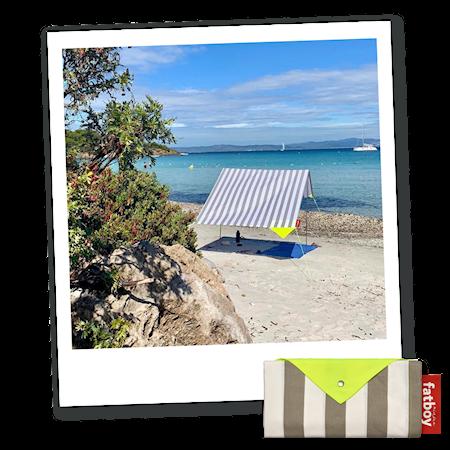 Fatboy® Miasun Portabelt strandtelt Biarritz