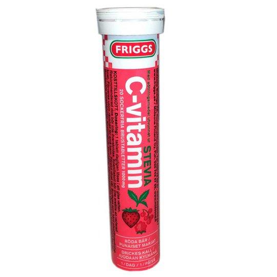 Kosttillskott C-Vitamin Röda Bär 20-pack - 38% rabatt