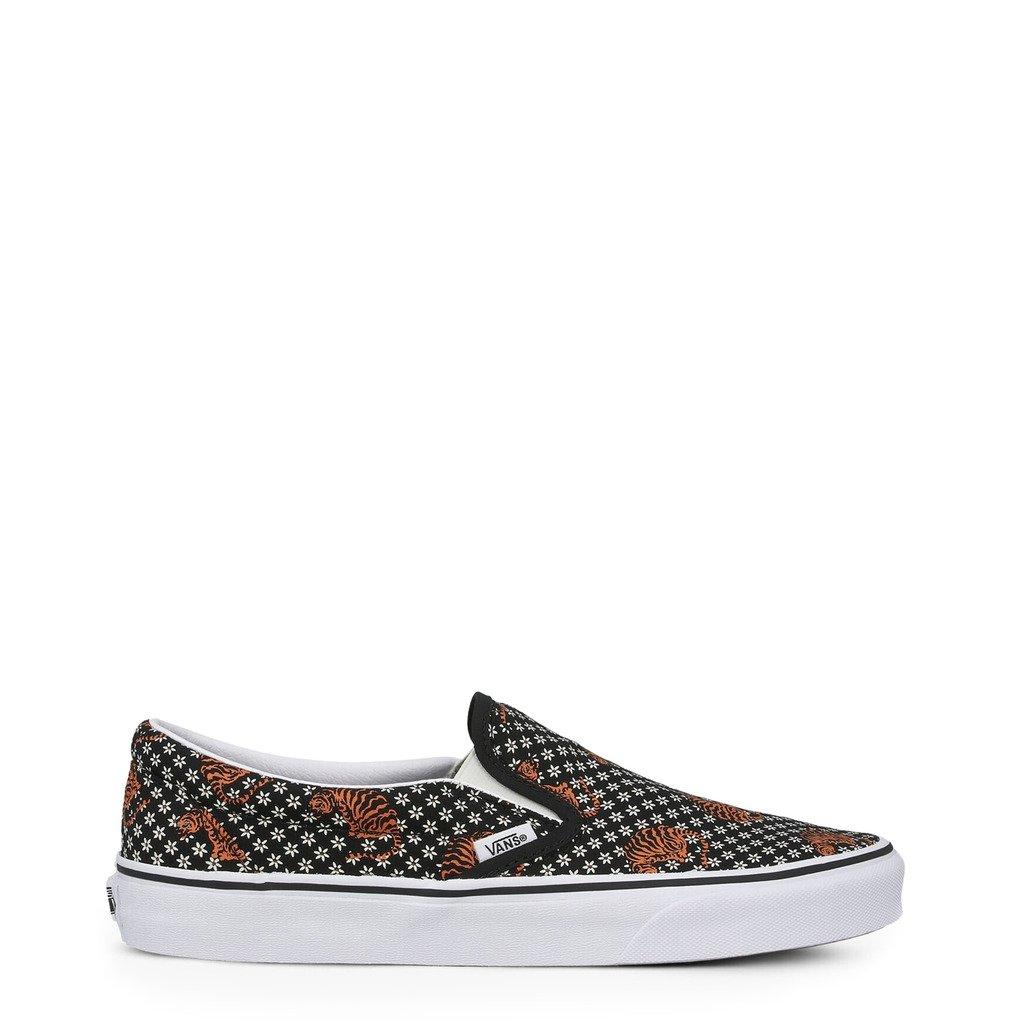 Vans Unisex Slip On Shoe Black CLASSIC-SLIP-ON_VN0A4U38 - black US 5.5
