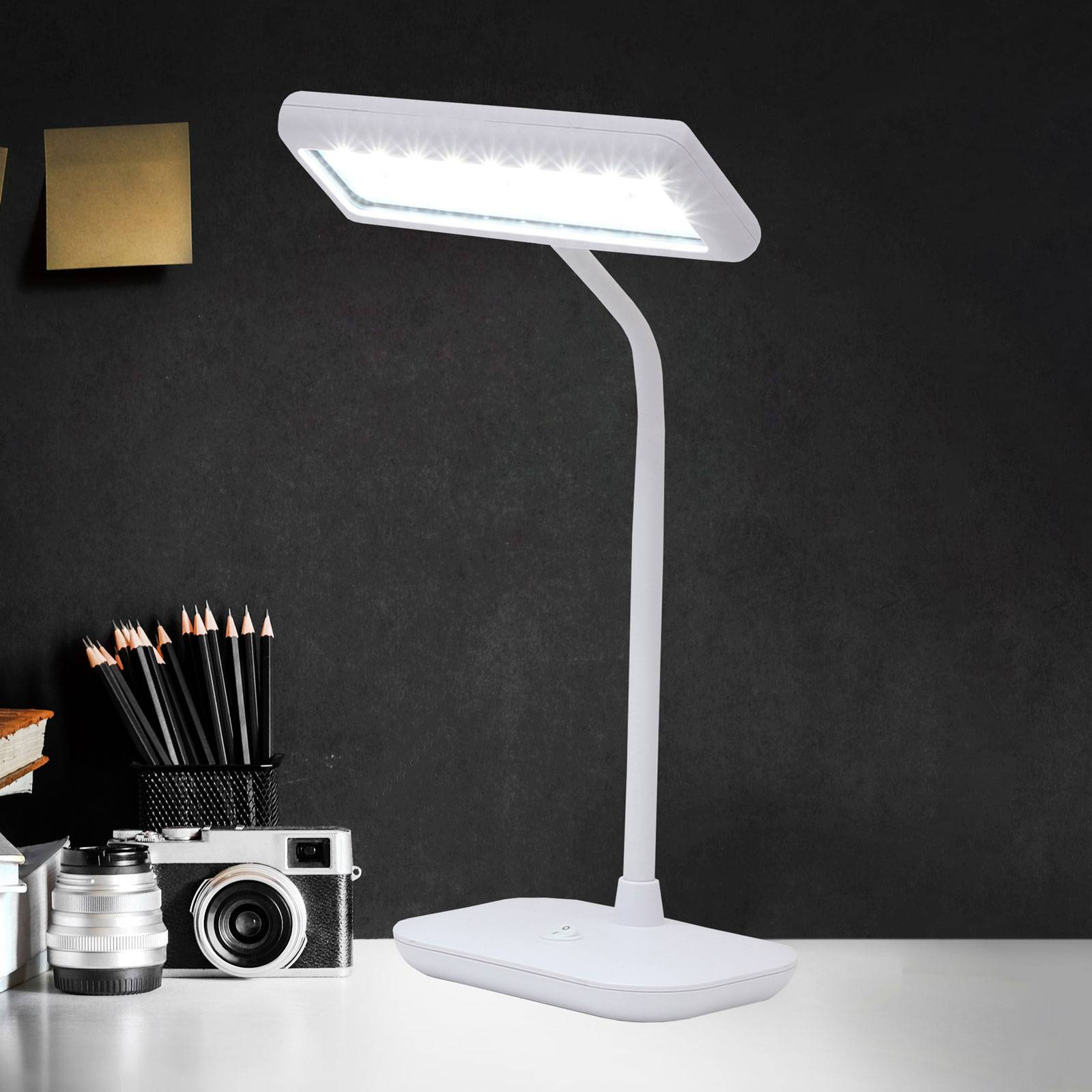 LED-pöytälamppu 7488-016 päivänvalolamppu